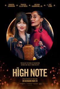 DC Movie Critics, DC Movie Reviews, DC Film Critics, Eddie Pasa, Movie Critics, Film Critics, Movie Review, Film Review, The High Note