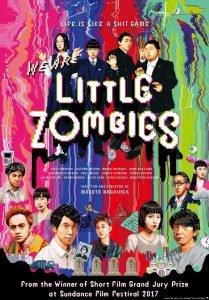 DC Movie Critics, DC Movie Reviews, DC Film Critics, Eddie Pasa, Movie Critics, Film Critics, Movie Review, Film Review, We Are Little Zombies