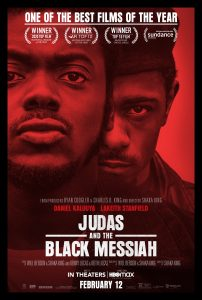 DC Movie Critics, DC Movie Reviews, DC Film Critics, Eddie Pasa, Movie Critics, Film Critics, Movie Review, Film Review, Judas and the Black Messiah poster