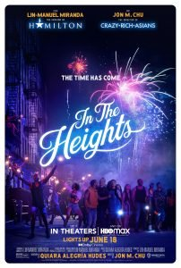 DC Movie Critics, DC Movie Reviews, DC Film Critics, Eddie Pasa, Movie Critics, Film Critics, Movie Review, Film Review, In the Heights, Warner Bros. Pictures
